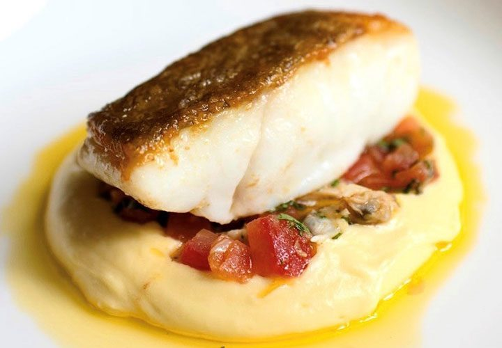 Roasted Brown Butter Cod