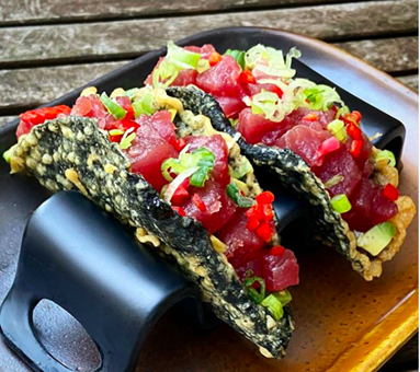 Sushi with a Twist